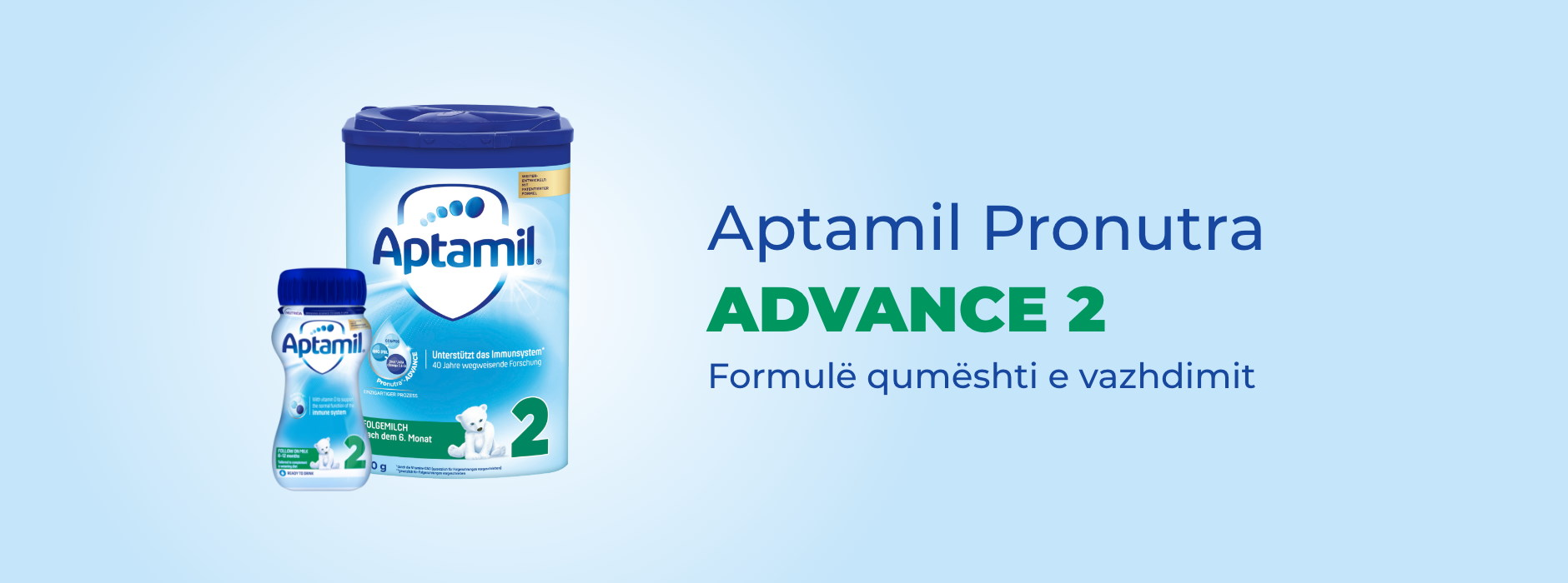 Aptamil pronutra advance 1 infant milk formula
